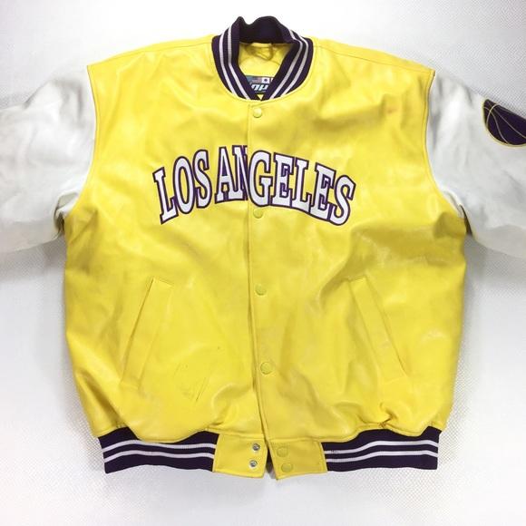 Jackets Coats Vintage 9s Bootleg Kobe Bryant 8 Lakers Jacket Poshmark